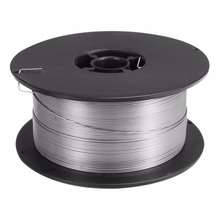 1 Roll Stainless Steel Welding Wire 0.8mm 500g/1kg MIG Soldering Accessories for Food/General Chemical Equipment