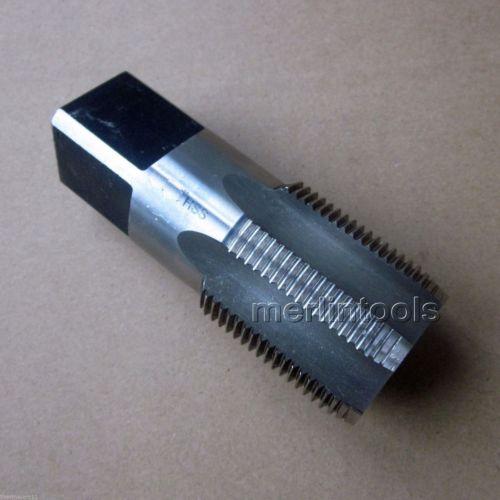 1 1/4 - 11 1/2 HSS NPT Taper Thread Pipe Tap цена