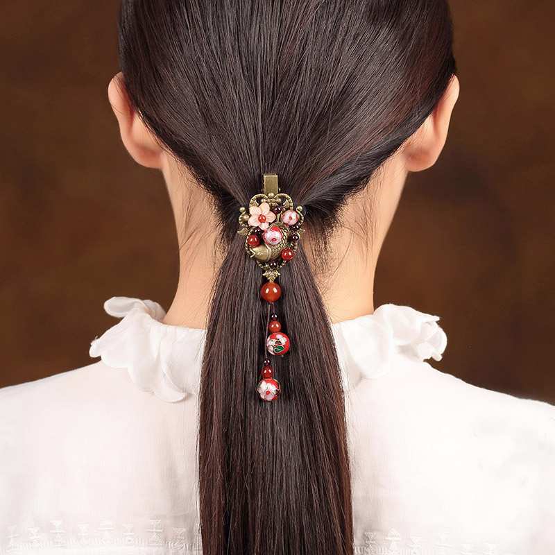 New Vintage Handmade Hair Clips For Women Jewelry Wedding Crown Hairwear Bride Hair Accessories ювелирное украшение для волос brand new tf209 hairwear