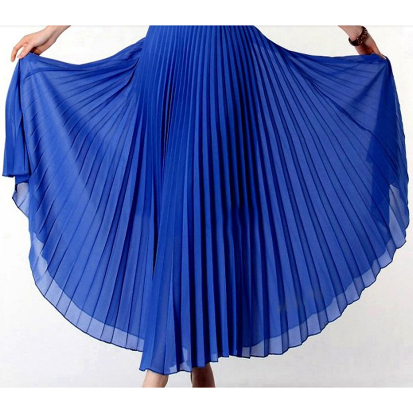 Online Get Cheap Black Chiffon Maxi Skirt -Aliexpress.com ...