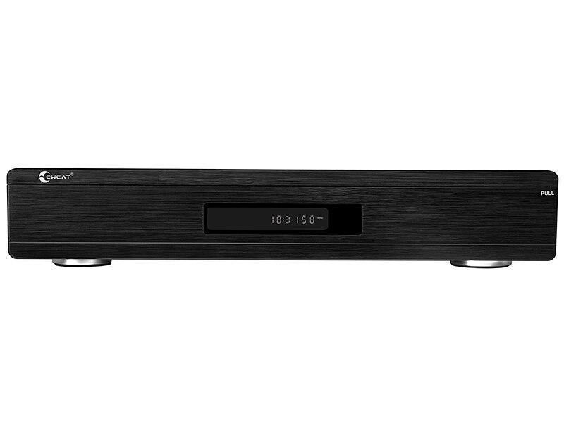 EWEAT R10 4 k HDR HiFi Blu-ray HDD media palyer HDR Dual hard disk di stoccaggio superiore di alta costo prestazioni vincente x20 smart tv box