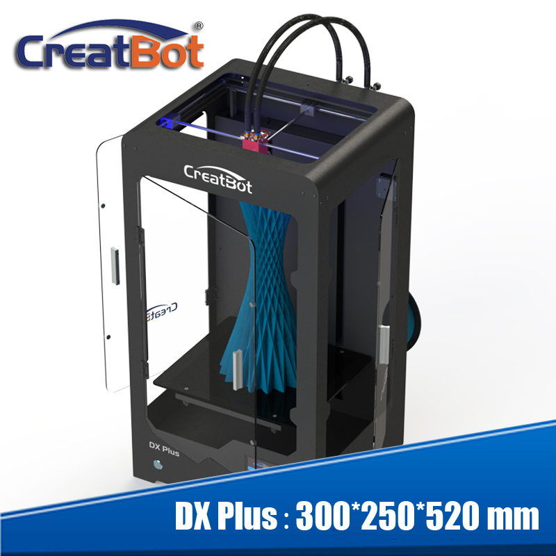 2015 Newest High quality Precision industrial 3d Printer kit with 2 - Office Electronics - Photo 1