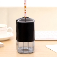 New Electric Pencil Sharpener Automatic High Quality Desktop Electric Home School Office Pencil Sharpener Safety Kids
