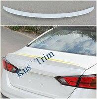 FÜR Nissan Altima 2019 ABS Hinten Schwanz Trunk Spoiler Flügel Lip Trim Multicolor-in Chrom-Styling aus Kraftfahrzeuge und Motorräder bei