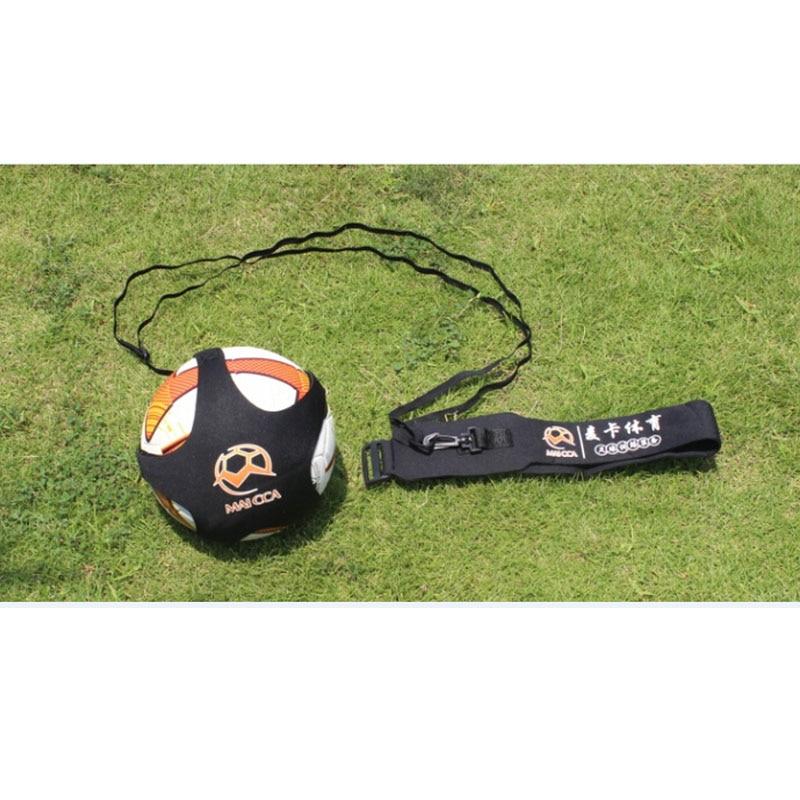 MAICCA 전문 축구 훈련 허리 밴드 벨트 로프 그물 다리 - 팀 스포츠 - 사진 3
