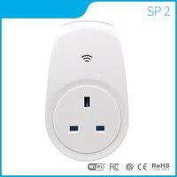 SP2, UK US AU Standardowy, wi-fi gniazdo wtykowe, Automatyki Inteligentnego domu, Bezprzewodowy Pilot Zdalnego sterowania dla ISO android, zasilania monitora