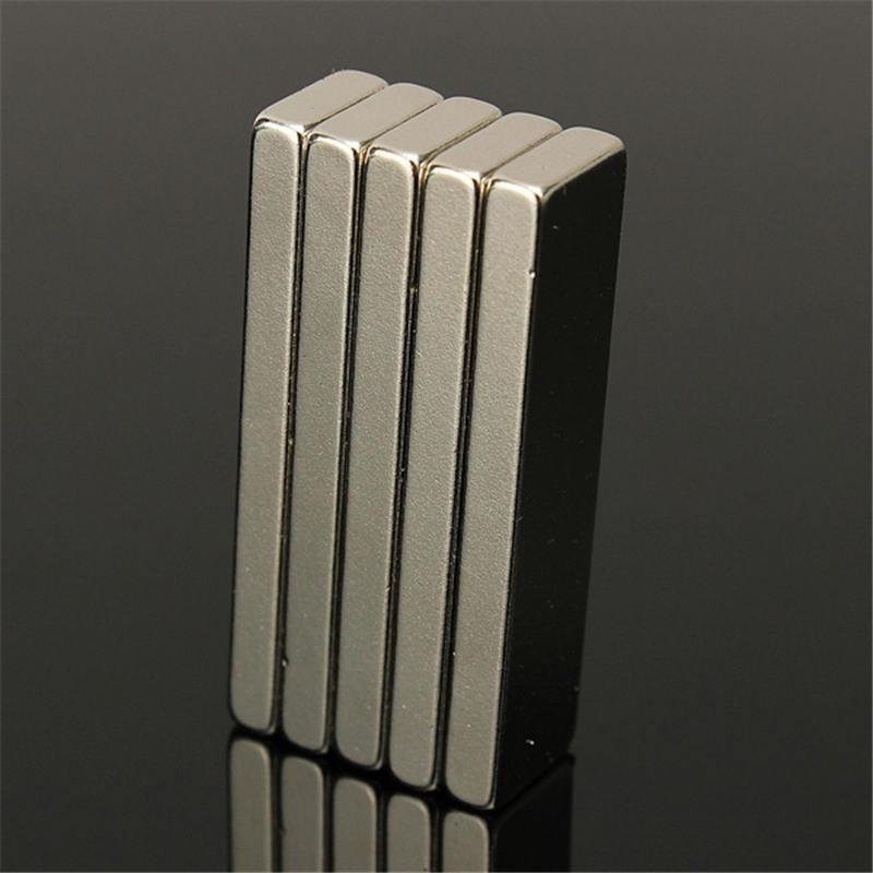 40 x 10 x 4 mm 10pcs Super Strong Block Bar Magnets Rare Earth Neodymium N35 Permanent magnet Square magnet Hard to Break apart 2015 20pcs n42 super strong block square rare earth neodymium magnets 10 x 5 x 1mm magnet wholesale price