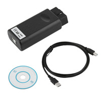 New Black Car Scan Tool XHW 08 Diagnostic Car Trouble Code Adapter Install CD Wire Unique