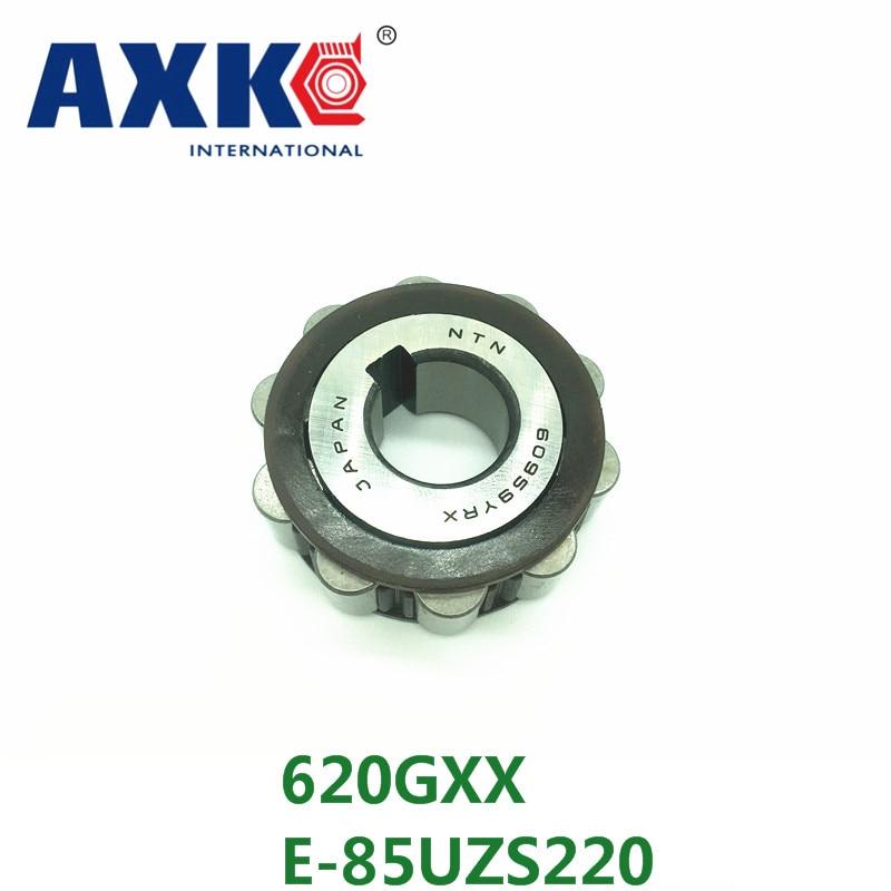 AXK  NTN   brass cage single row eccentric bearing   620GXX   E-85UZS220 double row nylon cage eccentric bearing 60uzs417t2x sx eccentric bush