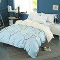 100% baumwolle Einzigen Produkt Quilt Moderne Mode Hause Textilien Bettwäsche Kleine Baum Druck Muster Multi-Größe Optional Quilt