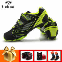Tiebao Cycling Shoes Men sneakers women Bicycle zapatillas deportivas mujer Bike Shoes Racing Athletic sapatilha ciclismo mtb
