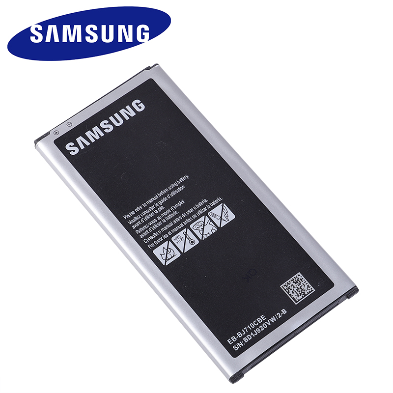 EB-BJ710CBE 3300mAh Samsung Original Replacement Battery For Galaxy J7 2016 Edition J710 J710F J7108 J7109 Mobile Phone Battery