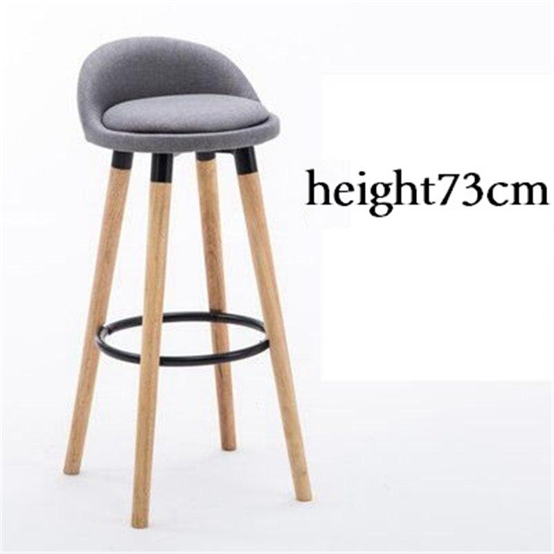 Купить с кэшбэком Silla Sandalyeler Ikayaa Hokery Sgabello Banqueta Taburete La Barra Cadeira Tabouret De Moderne Stool Modern Bar Chair