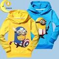2016 New children boy girls clothing casual kids clothes hoodie jacket coats sport tops long sleeve sweatshirts wholesale hot