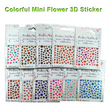 3D Decoration Nail Art Stickers for Nail Water Decals Scotch Top DIY Nail-stickers the Design of Nail Stickers Unusual Products