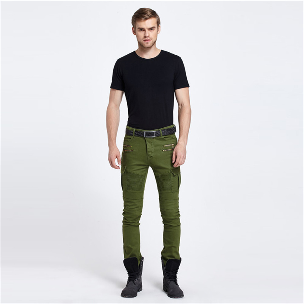 Compare Prices on Mens Green Jeans- Online Shopping/Buy Low Price
