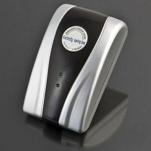 Image 1 - 500X EU UK US Plug Energy Saver 90V 240V New Type Power Electricity Saving Box for Home office ahorrador de corriente Wholesales
