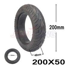 """Pneu scooter elétrico, pneu com roda de 8 """"scooter 200x50 inflar pneu, veículo elétrico, roda 200x50 sólida pneus"""