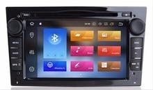 IPS DSP Android 9.0 4G/android 2 DIN DVD PLAYER Radio FOR pantalla para Opel Astra H G J Vectra Antara Zafira Corsa grafito