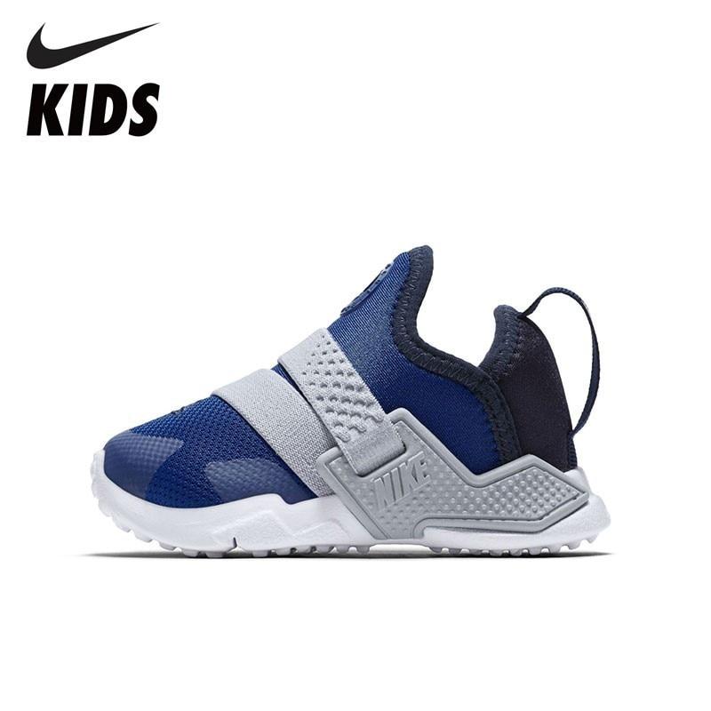 купить NIKE Kids HUARACHE EXTREME (TD) Official New Arrival Kids Running Shoes Outdoor Toddler Sneakers AH7827 по цене 5175.29 рублей