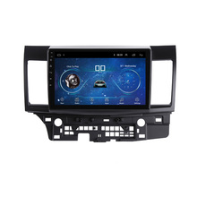 10″ 2.5D IPS Android 8.1 Car DVD GPS radio stereo navigation for Mitsubishi Lancer 2008 2009 – 2016 audio car Multimedia Player