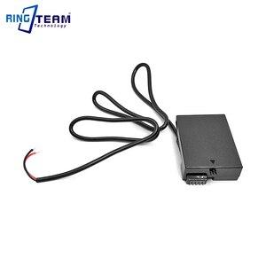 Image 2 - LP E8 Batterie Coupleur CC DR E8 DRE8 + ACK E8 Câble Adaptateur pour Appareil Photo Canon T2i T3i T4i T5i 550D 600D 650D 700D Baiser X4 X5 X6