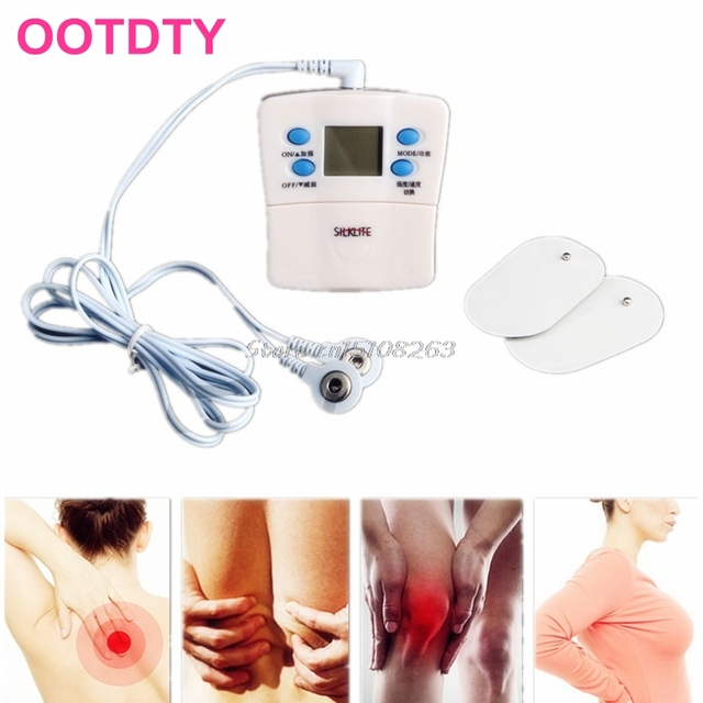 Relaxing Electronic Body Slimming Massager Pulse Therapy Pain Relief Muscle Stimulator #Y207E# Hot Sale