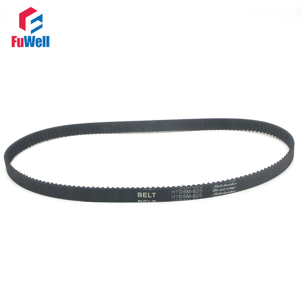 5M Drive Timing Belt 810/815/825/830/835/850/860/890/900/920-5M 5mm Pitch 15/20/25mm Width HTD Synchronous Round Rubber Belt цены