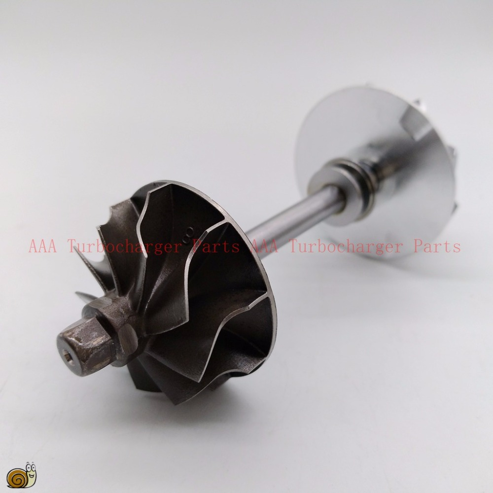 KP35 Turbine wheel 29.1x34.7mm, compressor wheel 29.5x41mmTurbo parts/rebuild kits supplier AAA Turbocharger Parts
