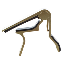 HOT 8X Clamp Key Trigger Capo for Acoustic Electric Classic Guitar (Golden)
