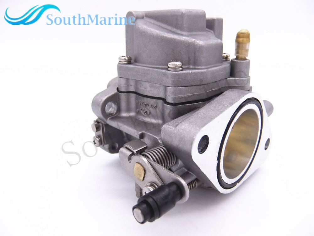 66T-14301-02 00 03 Outboard Motors Engine Carburetor Assy for Yamaha Enduro E40X 40HP 2-stroke  66T-14301, Free Shipping
