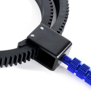 Image 5 - 1pc For SLR DSLR Camera Accessories Adjustable Rubber Follow Focus Gear Ring Belt 49mm to 82mm Grip for DSLR Camcorder Camera