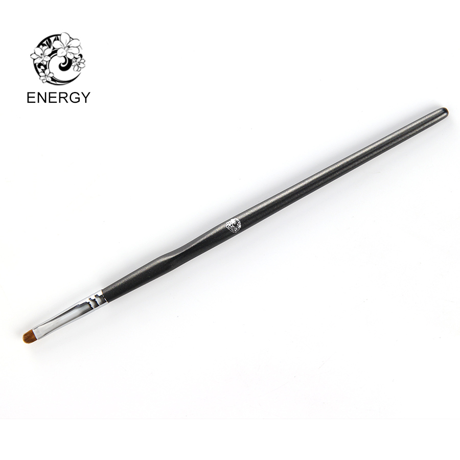 ENERGY Brand Professional Weasel Hair Eyeliner Brush Make Up Makeup Brushes Pinceaux Maquillage Brochas Maquillaje Pincel M116 energy brand weasel small eyeshadow contour brush make up makeup brushes pinceaux maquillage brochas maquillaje pincel m108