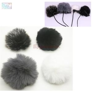 Windscreen Microphone Deadcat BOYA Furry-Cover 5mm Outdoor for By-gm10/By-lm20/Deadcat