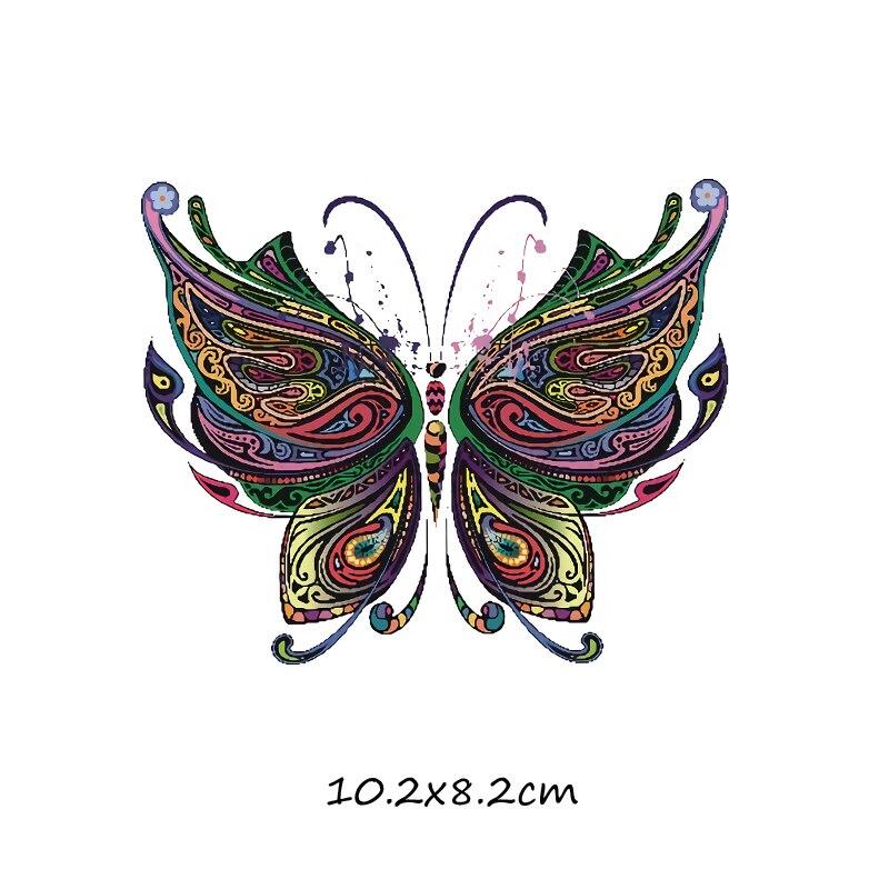 Милый мультфильм животных Комбинации гладить на патч ручной работы термоприклеивание, наклейки для Костюмы значки аппликаций для украшения из ткани - Цвет: J-61-23