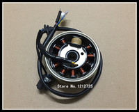Magneto Stator 11 Poles Coil GY6 Motorcycle Scooter Moped 125cc 150cc Magneto rotor Stator coil DC