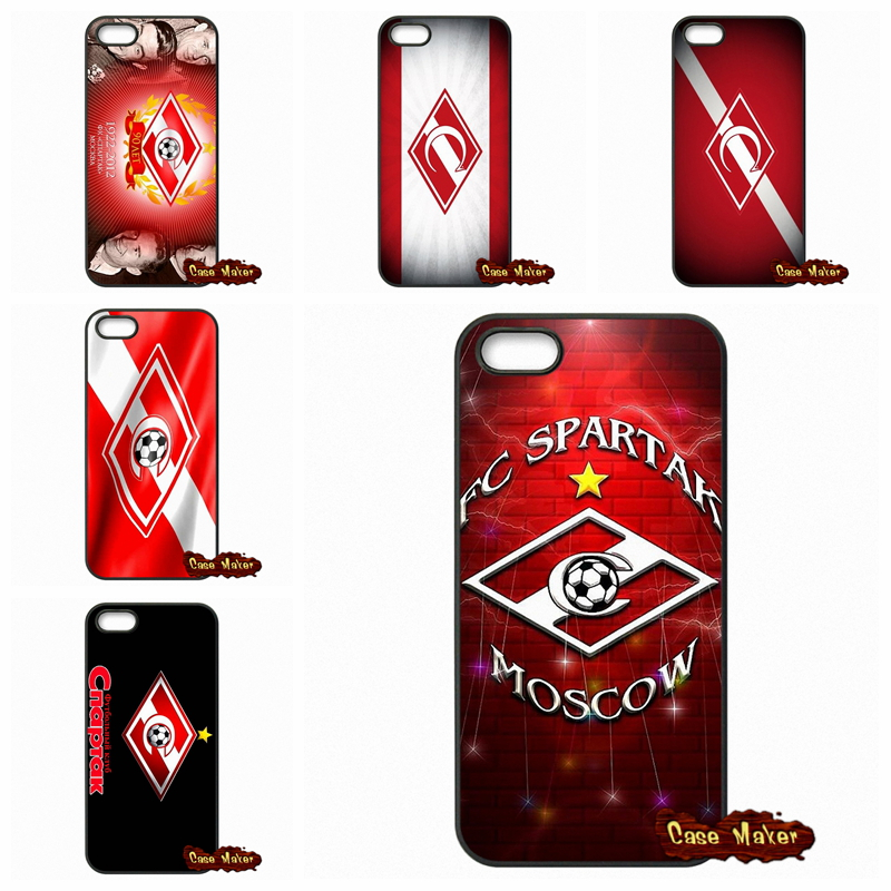 For LG L65 L70 L90 K10 Google Nexus 4 5 6 6P For LG G2 G3 G4 G5 Mini G3S FC Spartak Moscow Phone Case Cover