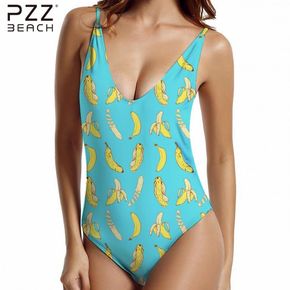 2016 women swimwear 3d sexy v neck one piece swimsuit custom retro triangle maillot de bain. Black Bedroom Furniture Sets. Home Design Ideas