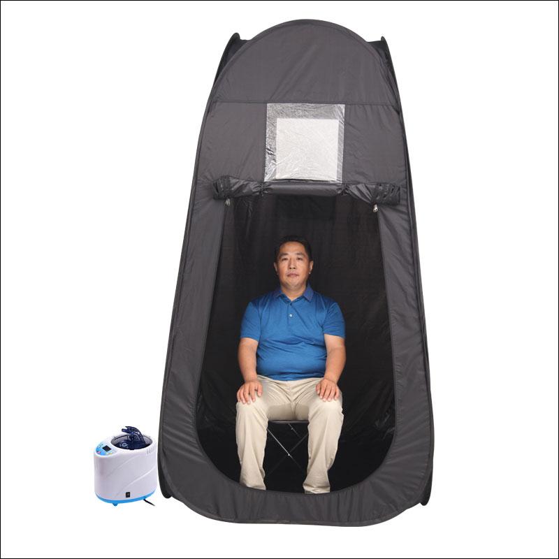 Portable Steam Sauna Larger Size Bigger Sauna Tent Steamer