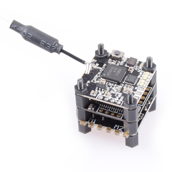 JMT FSD-16 F3V1.0 Mini Tower Racing F3 Flight Controll ESC 1S with 40CH VTX OSD 25mw HD for FPV DIY RC Racer Airplane F21967 micro minimosd minim osd mini osd w kv team mod for racing f3 naze32 flight controller