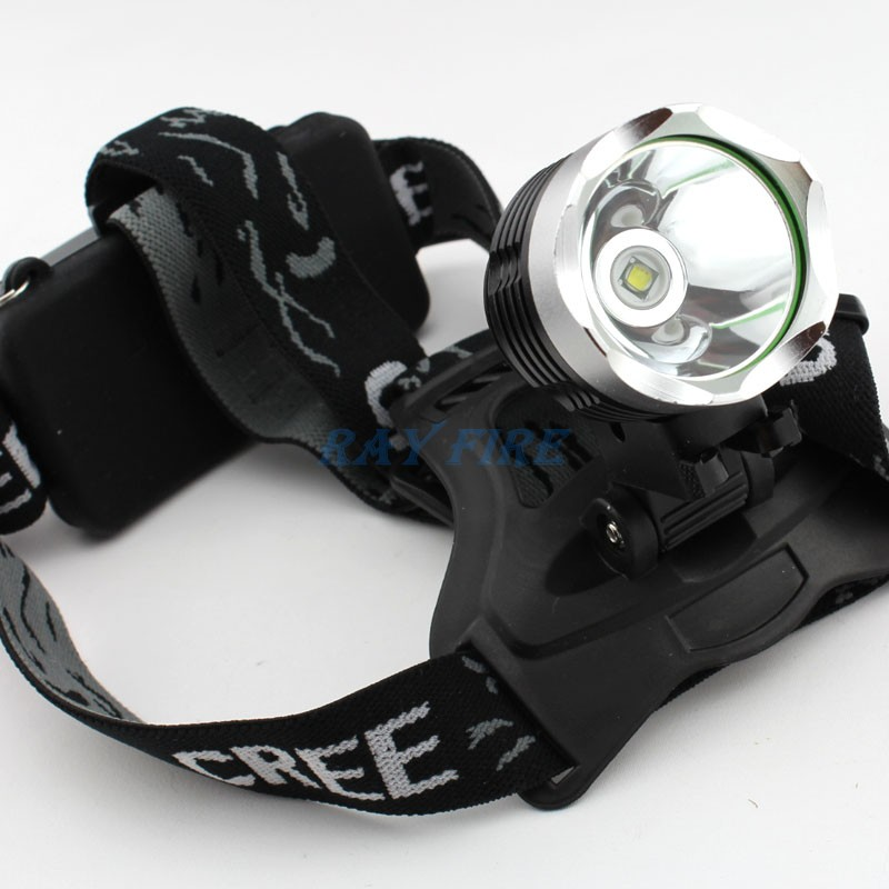 Waterprooof 2000LM LED Headlamp CREE XM L T6 Light Camping Hiking Outdoor Portable Headlight