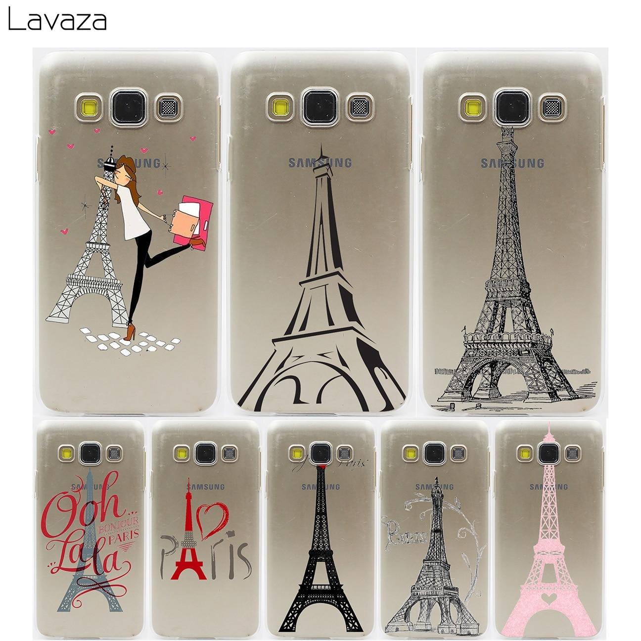 Lavaza The Eiffel Tower Case For Samsung Galaxy A3 A5 A7 A8 2018 Love Mei Powerful Bumper Xiaomi Mi Note 2 Original 100 2017 2016 2015 Plus 3 4 5 8 Grand Prime