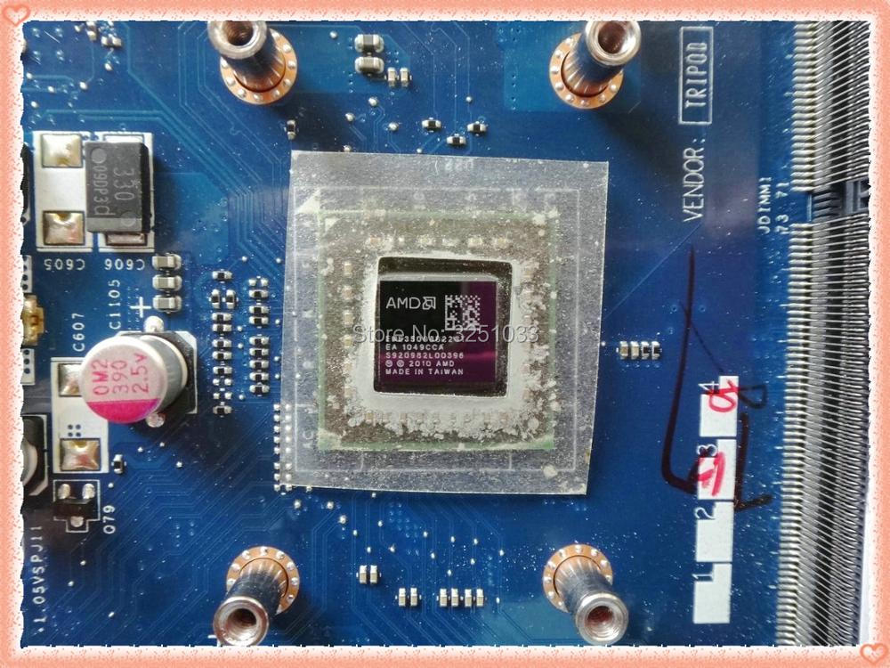 Image 4 - LA 7092P for Acer 5253 5250 NOTEBOOK P5WE6 LA 7092P for Acer Aspire 5253 5250 Laptop Motherboard MBNCV02001 test 100% work-in Laptop Motherboard from Computer & Office on