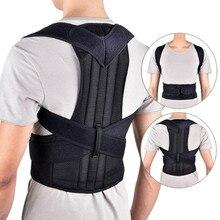 Posture Corrector Comfortable Back Support Brace Shoulders U