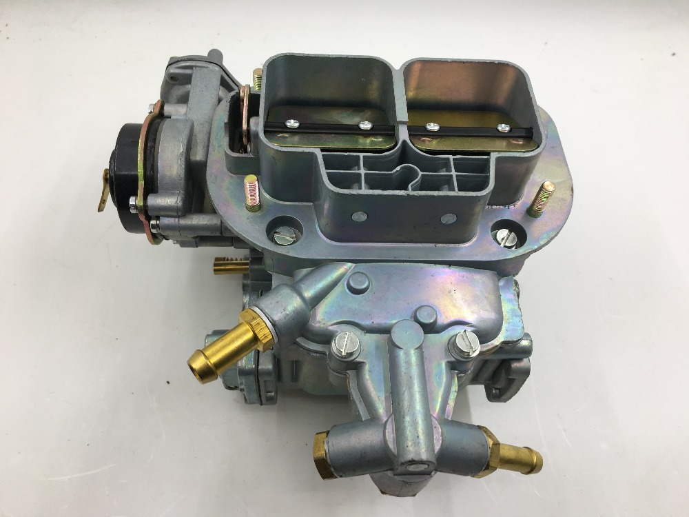 все цены на SherryBerg 38X38 2 Barrel Carburetor for Fiat Renault Ford VW Dodge Toyota Jeep BMW 38mm carburettor for weber solex dellorto онлайн