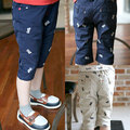 2016 Summer Motorcycle Male Children'S Child Clothing Baby Child Capris Trousers Breeched