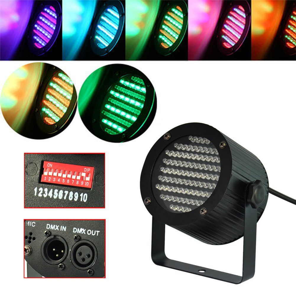 2pcs 86 RGB Lighting Laser Show Projector DJ Disco Show LED Stage Light for Party DJ Ktv Disco Light 2pcs 86 rgb lighting laser show projector dj disco show led stage light for party dj ktv disco light