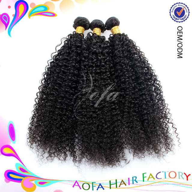 Best quality Am billigsten double double double drawn thick 100% brazilian kinky curly b9f4f2