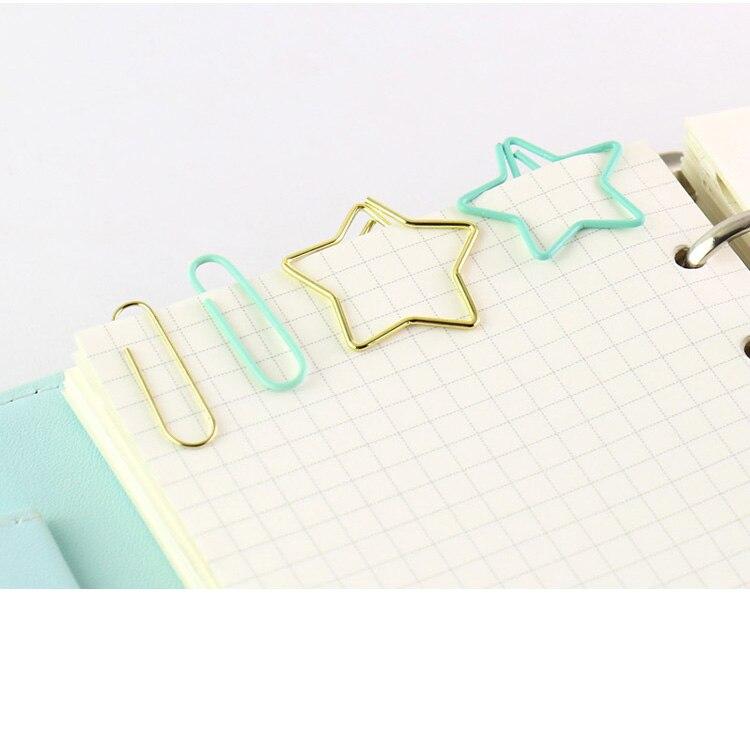 Зажимы для пачки бумаги зажимы офисные принадлежности мятно