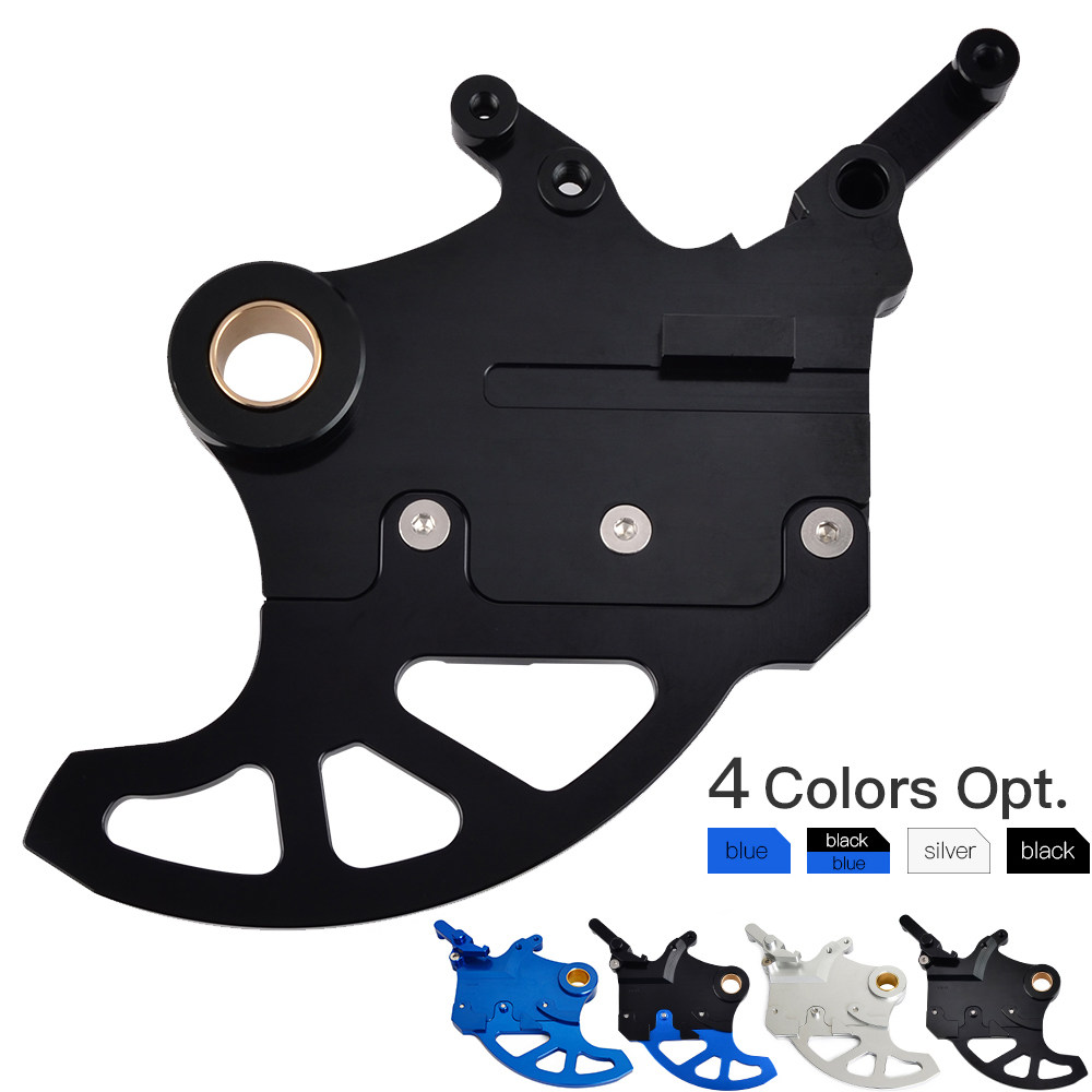 Motorcycle Rear Brake Disc Guard Protector For Yamaha YZ YZF WR WRF 125 250 450 250F 450F 250FX 450FX 250X YZ250F YZ450F WR250FMotorcycle Rear Brake Disc Guard Protector For Yamaha YZ YZF WR WRF 125 250 450 250F 450F 250FX 450FX 250X YZ250F YZ450F WR250F